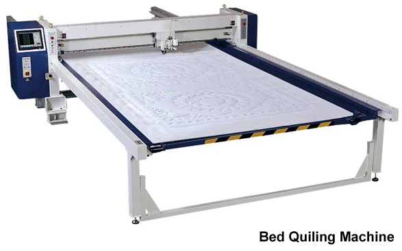 bed-quilting-machine